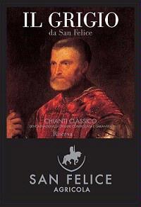 San Felice 'Il Grigio' Chianti Classico Riserva 2007