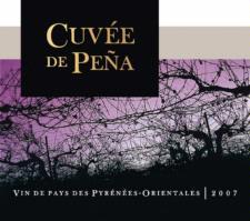 Cuvee de Pena Vin de Pays 2009
