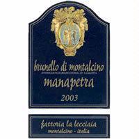 Fattoria la Lecciaia Manapetra Brunello di Montalcino 2005