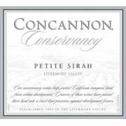 Concannon 'Conservancy' Petite Sirah 2008