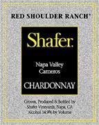 Shafer 'Red Shoulder Ranch' Chardonnay 2009