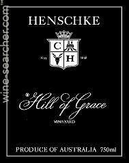 Henschke 'Hill of Grace' Shiraz 2004
