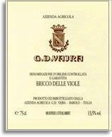 G.D. Vajra Nebbiolo Langhe 2009