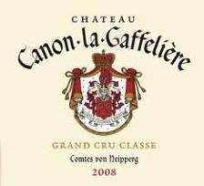 Chateau Canon la Gaffeliere St. Emilion Grand Cru 2008