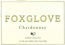 Foxglove Chardonnay 2010
