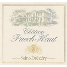 Chateau Puech Haut Cuvee 'Prestige' Rouge 2010