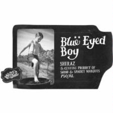 Mollydooker 'Blue Eyed Boy' Shiraz 2010