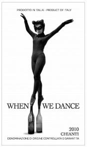 IL Palagio 'When We Dance' Chianti 2010