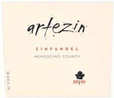 Artezin Zinfandel 2010