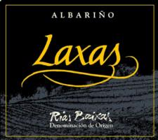 Bodegas As Laxas Albarino 2011