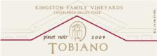 Kingston Family 'Tobiano' Pinot Noir 2009