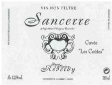Domaine P & N Reverdy 'Les Coutes' Sancerre 2010