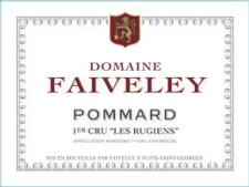 Domaine Faiveley Pommard 1er Cru Les Rugiens 2010