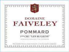 Domaine Faiveley Pommard 1er Cru Les Rugiens 2010