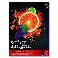 Senor Sangria Classic Red Sangria 1.5L