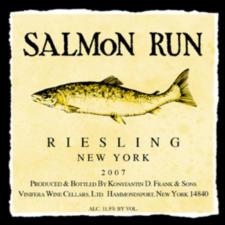 Salmon Run Riesling 2012