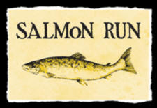 Salmon Run Dr. Frank Coho Red