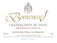 Beaurenard 'Boisrenard' Chateauneuf du Pape 2010
