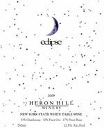 Heron Hill 'eclipse' Eclipse White 2010