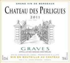 Chateau des Perligues Graves Blanc 2011
