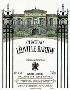 Chateau Leoville-Barton St. Julien 2010