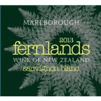 Marisco Vineyards 'Fernlands' Sauvignon Blanc 2013