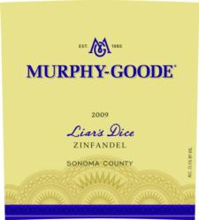Murphy Goode 'Liar's Dice' Zinfandel 2009