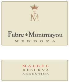 Fabre Montmayou Reserva Malbec 2014