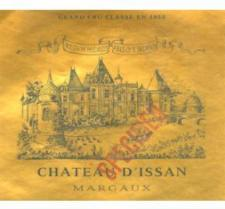 Chateau D'Issan Margaux 2012