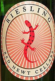 Red Newt Cellars 'Circle' Riesling 2014