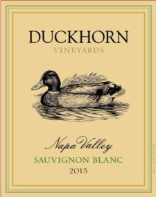 Duckhorn Vineyards Sauvignon Blanc 2015