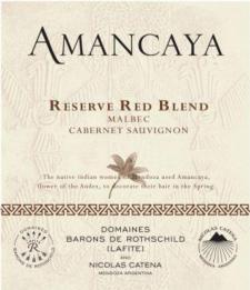 Bodegas Caro 'Amancaya' Red Blend 2014