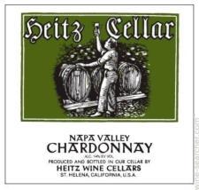 Heitz Cellars Napa Chardonnay 2015