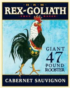 HRM Rex Goliath Cab Sauv 1.5L