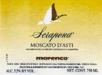 Marenco Scarpona Moscato D'asti 2009