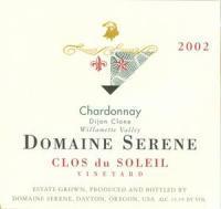 Domaine Serene Clos du Seleil Chardonnay 2008