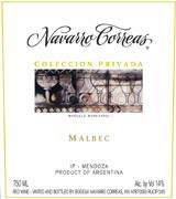 Navarro Correas Privada Malbec 2010