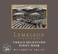 Lemelson Vineyards 'Jerome' Pinot Noir 2009