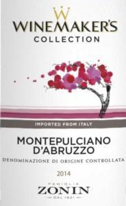 Zonin Montepulciano 1.5L
