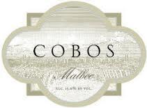 Vina Cobos 'Marchiori Vyd' Malbec 2007