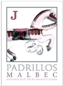 Ernesto Catena Selections Padrillos Malbec 2008