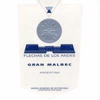 Flechas de los Andes Gran Malbec 2009