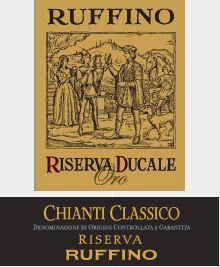 Ruffino Riserva Ducale Gold Chianti Classico Riserva 2006