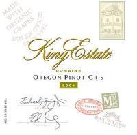 King Estate Pinot Gris 2011