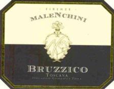 Malenchini - Fattoria Lilliano 'Bruzzico' 2007