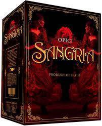 Opici 'Sangria 3.0L' 100% Tempranillo 3.0L Box