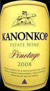 Kanonkop Pinotage 2008