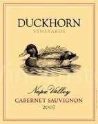 Duckhorn Wine Company Cabernet Sauvignon 2007