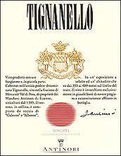 Antinori Tignanello 2008