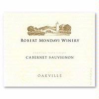 Robert Mondavi 'Oakville' Cabernet Sauvignon 2007